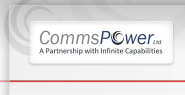 Comms Power Logo