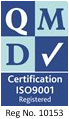 ISO 9001 Registration Number 10153